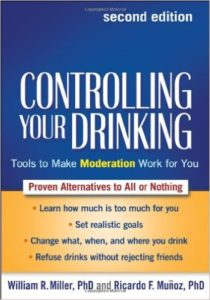 addiction book controlling your drinking