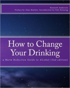 addiction book how to change your drinking