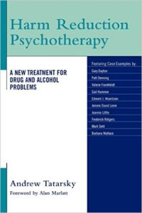 substance abuse treatment book harm reduction psychotherapy