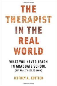 book the therapist in the real world