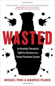 addiction book wasted